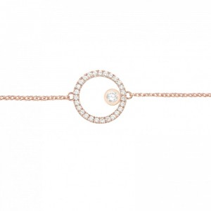 Bracelet Or rose et...
