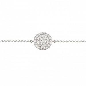 Bracelet chaînette Argent...