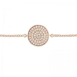 Bracelet Full Target Rose...