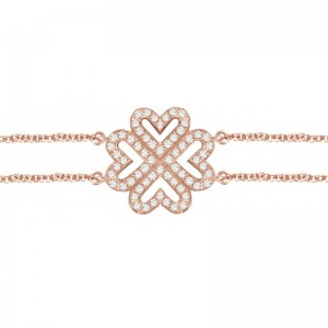 Bracelet Lover Clover, Rose...