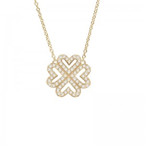 Lover Clover Necklace,...
