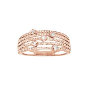 Céleste 18K金钻石戒指