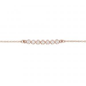 Bracelet 7th Diamond, Rose...