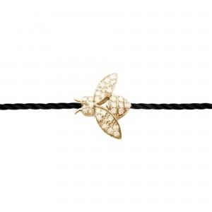Bracelet Plaqué or jaune et...