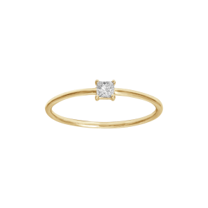 Identity Ring, Yellow gold,...