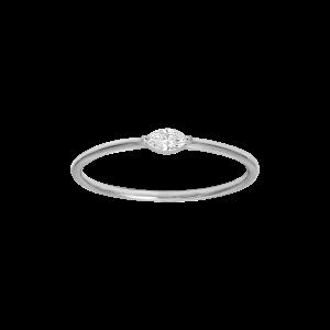 Bague Or blanc et Diamant...
