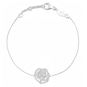 GLADIATORES - Bracelet double Cuir & Diamant