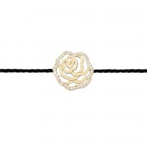 Bracelet fil Plaqué or...