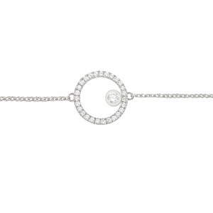 Bracelet Or blanc et...