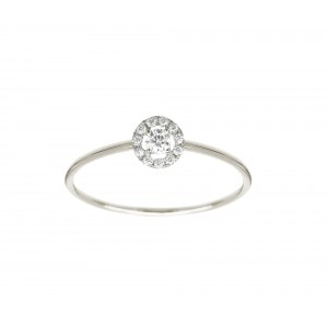 Ring Imperial, White gold,...