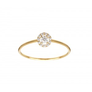 Ring Imperial, Yellow gold,...
