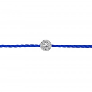 Bracelet Thread, Silver,...