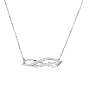 Necklace White gold &...