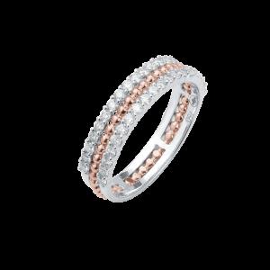 IDENTITY - Bracelet, Fil, Diamant & Argent