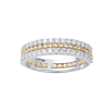 IDENTITY - Bracelet, Fil & Diamant