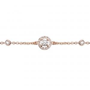 Bracelet Impérial, Or rose,...