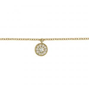 Bracelet pendant Or jaune...