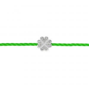 Clover thread Bracelet...