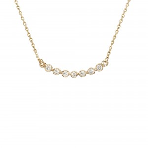 Collier Le 7e Diamant, Or...