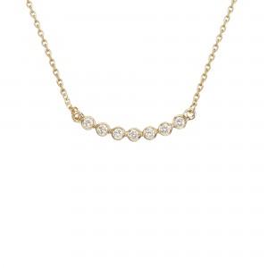 Necklace 7th Diamond,...