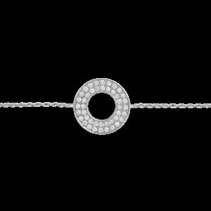 Bracelet Target, White...