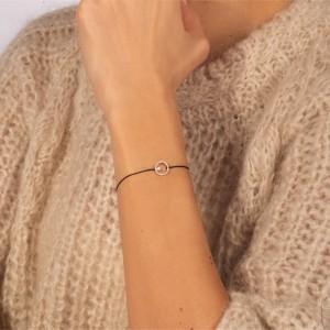 IDENTITY - Boucle d'Oreilles, Diamant solitaire