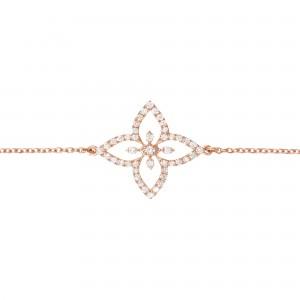 Bracelet Lily Flower, Rose...