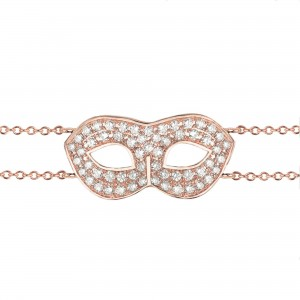Bracelet rose Gold and...