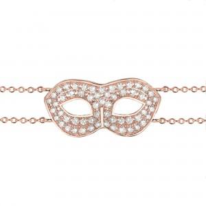 Marquise Bracelet, Rose...