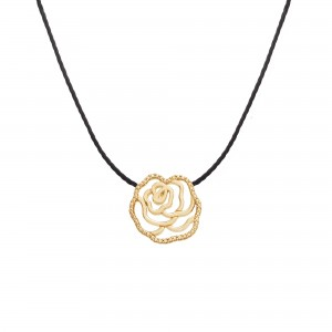 Thread Necklace La Rose ,...
