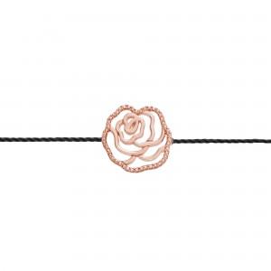 Thread Bracelet rose gold...