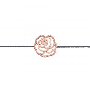 Bracelet thread La Rose,...