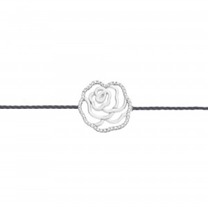 Bracelet la Rose, Illu argent