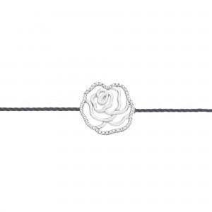 Thread Bracelet Silver - LA...