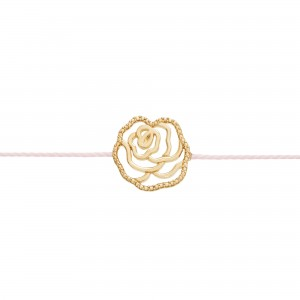 Thread yellow gold plated...
