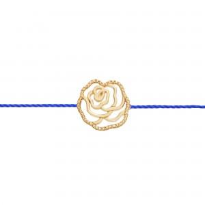 Bracelet fil la Rose,...
