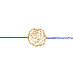 Bracelet thread La Rose,...