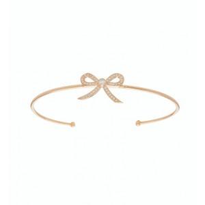 Bracelet jonc Or rose et...