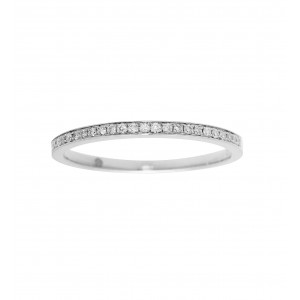 Engagement ring white Gold...