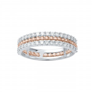 Alliance rose Gold, white...
