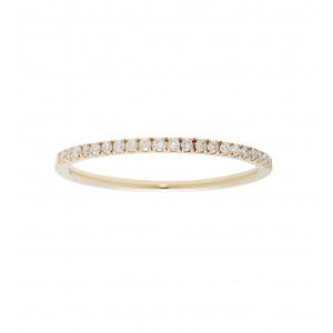 Engagement ring yellow Gold...