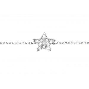 Bracelet Argent et Diamants...