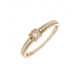 IDENTITY - Bracelet, Fil, Diamants & Argent