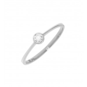 Ring white Gold and Diamond...