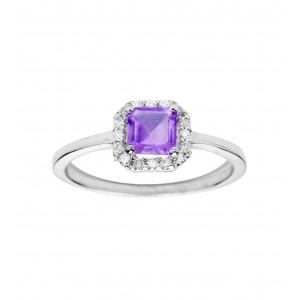 IDYLLE - Bracelet Blossom, Diamants & Chaînette