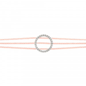 Bracelet Rainbow Silver -...