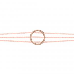Bracelet Rainbow Rose Gold...