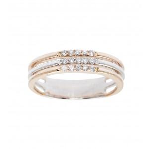 PRECIOUS - Collier Charm, pavé Diamants