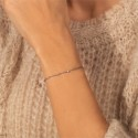 PRECIOUS - Bracelet Charm, Diamonds