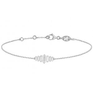 IDYLLE - Boucles d'Oreilles Victoire, Diamants